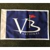 "Pin Flag BLUE (21""x13"")"